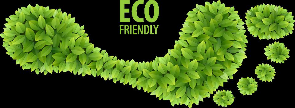 3500b35b133 groene eco voetafdruk als symbool voor de gerecycleerde kaarten die wij  kunnen vervaardigen